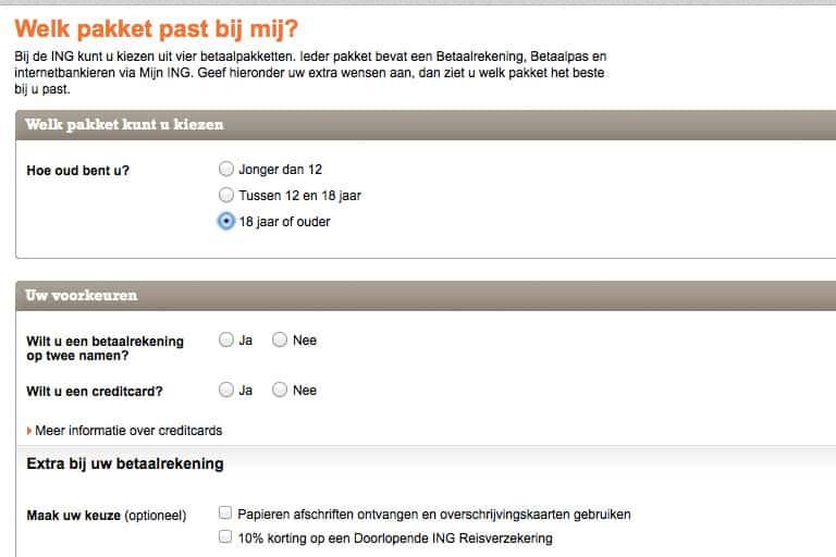 online formulier tips