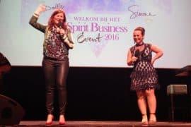 spirit business event