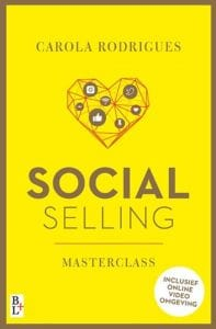 Boeken ove bloggen social selling