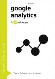 boekenover bloggen google analytics