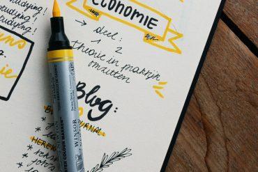 bloggen als gewoonte