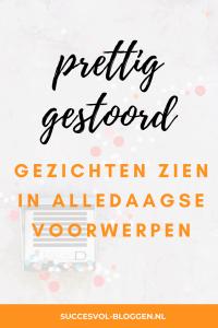 Gezichten zien in alledaagse voorwerpen, prettig gestoord. Succesvol-Bloggen.nl #faces #bloginspiratie #funnyfaces