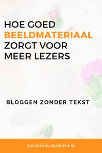 Hoe goed beeldmateriaal zorgt voor meer lezers - Succesvol-Bloggen.nl #images #grow blogexpert | blog | blogtip