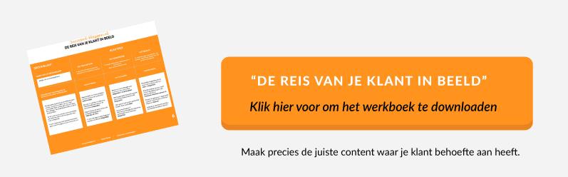 Werkboek De Reis van je klant in beeld | Succesvol-Bloggen.nl