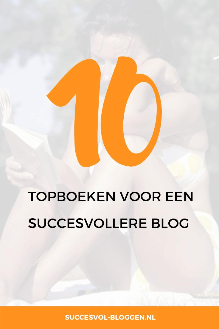 Uitgelichte boeken om een succesvollere blog te krijgen | Succevol-Bloggen.nl | vakboeken | content | #experttips #onlinemarketing #onlinecommunicatie