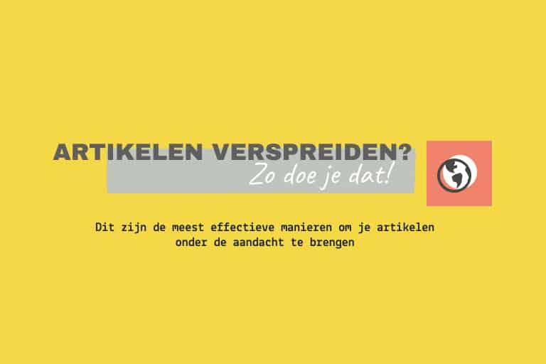 blog promoten | succesvol-bloggen.nl