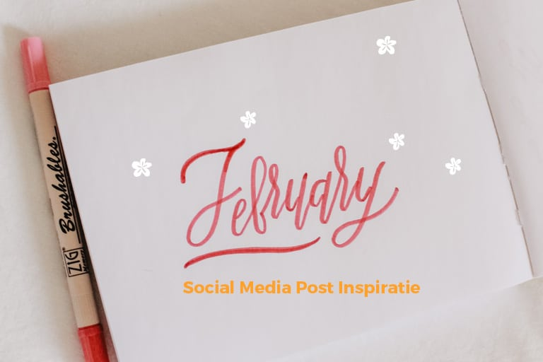 Unieke-social-media-inspiratie-Februari-2020 | succesvol-bloggen.nl